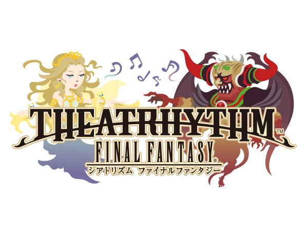 Logo theatrhythm