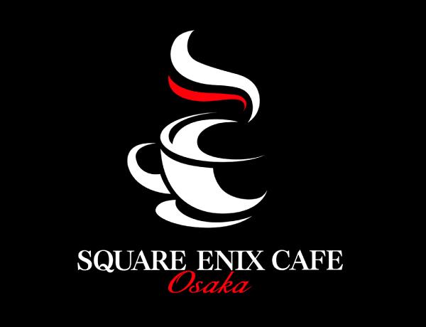 Logo sqexcafe osaka